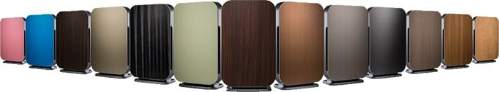 All the Alen air purifier color choices