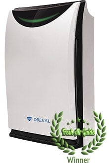 Dreval D-950 HEPA UV Light Air Purifier Humidifier Combo