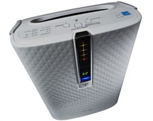 Sharp KC-850U air filter and humidifier
