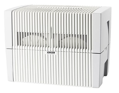 Venta LW15 air filter and humidifier in white