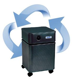 ACH air purifier