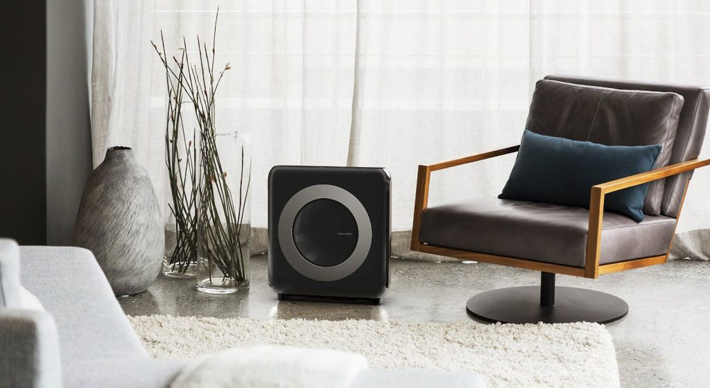 The Coway AP-1512HH looks cool in any room