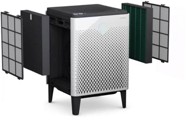 Airmega 400s - filtration system