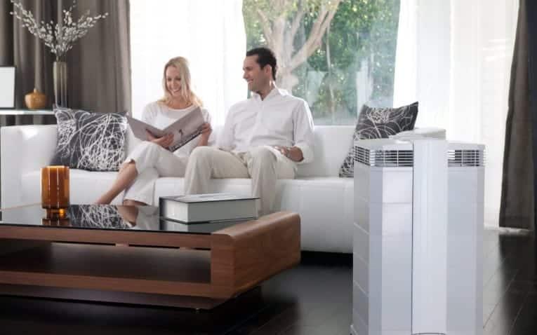 IQAir GC Multigas - fresh air
