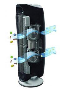 Honeywell HFD 120 Q filters