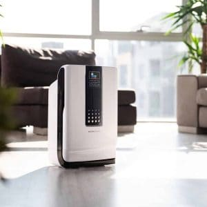 Hathaspace Smart True Hepa Air Purifier-design