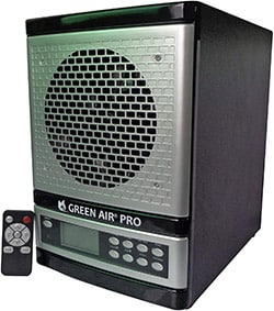 Green Air Pro HEPA Air Purifier and Ozone Generator