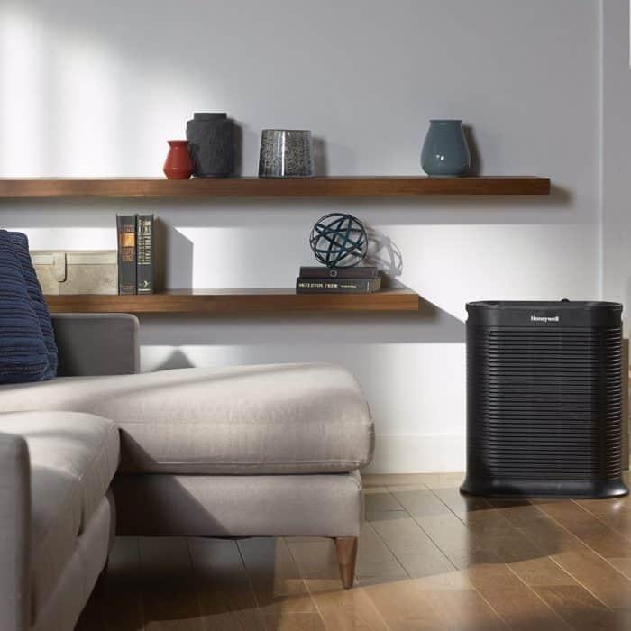 Honeywell HPA300 air purifier - clean home