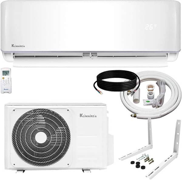 kilmaire mini split with heat pump