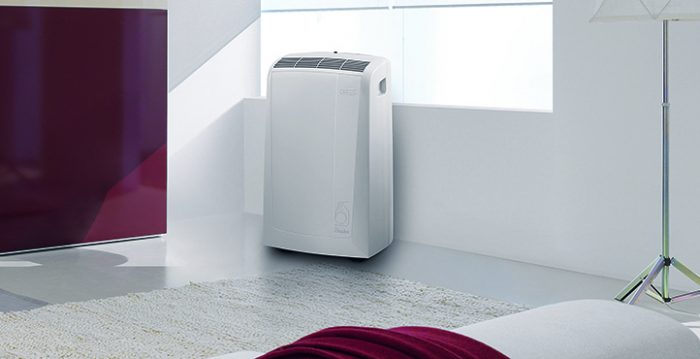 a dehumidifier in the home