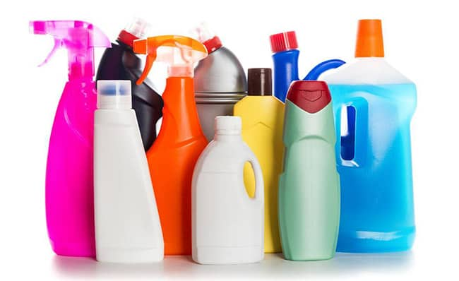 cleaning chemicals for mold removal