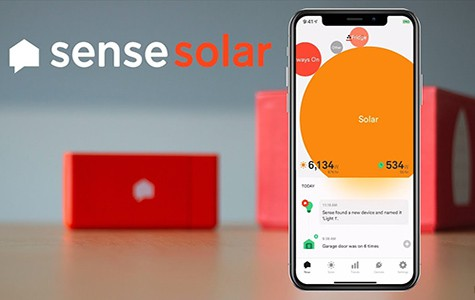 Sense Solar Energy Monitor