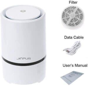 Jinpus air purifier design