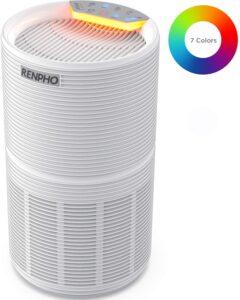 Renpho air purifier-design